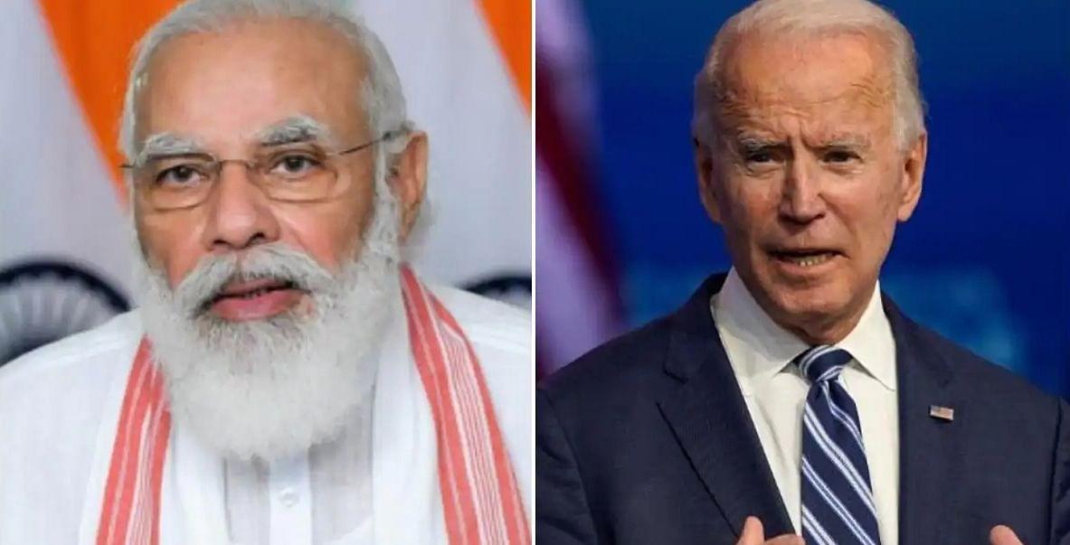 Modi speaks to Biden; discusses peace, security in Indo-Pacific region
