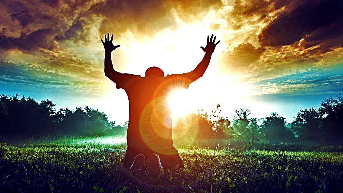 Guiding Light: Let God take over