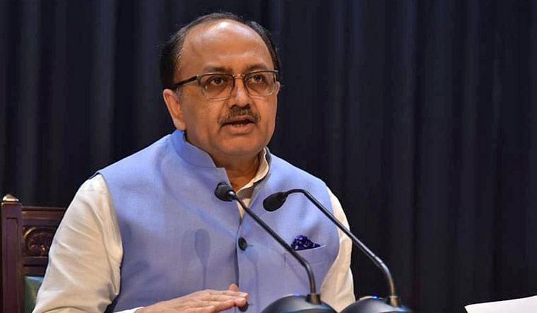 Uttar Pradesh will be next economic and business hotspot of India, says state MSME minister Sidharth Nath Singh
