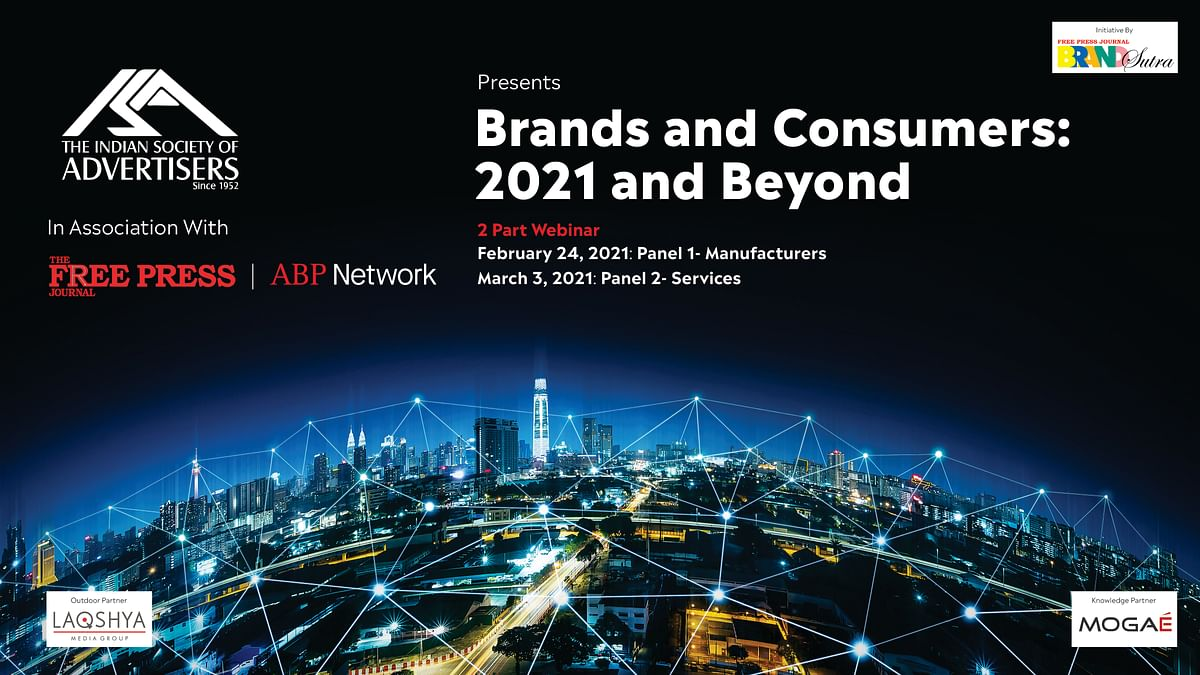 Top rung marketers to decode 'Brands and Consumers: 2021 and Beyond'
