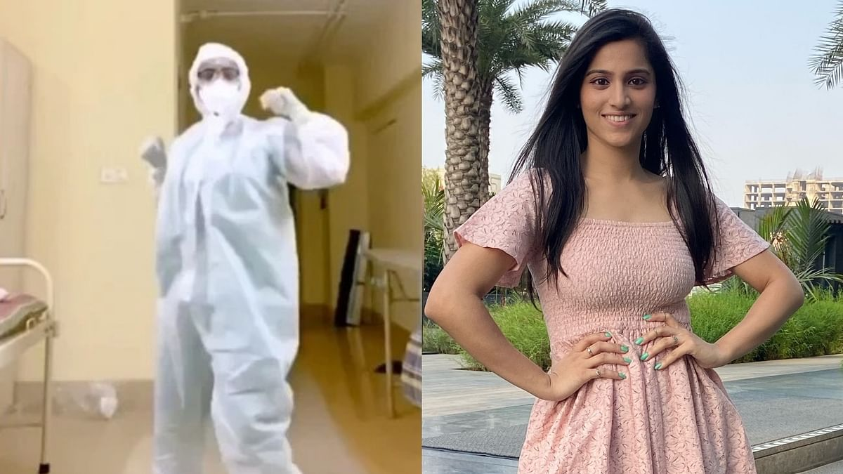 Mumbai's Dr Richa Negi talks about viral dance video in PPE suit, volunteering amid COVID-19 pandemic and more