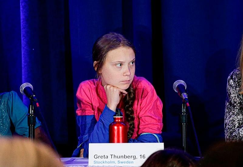 The 'toolkit' was shared by teen climate activist Greta Thunberg and others on Twitter in connection with the farmers' protest.