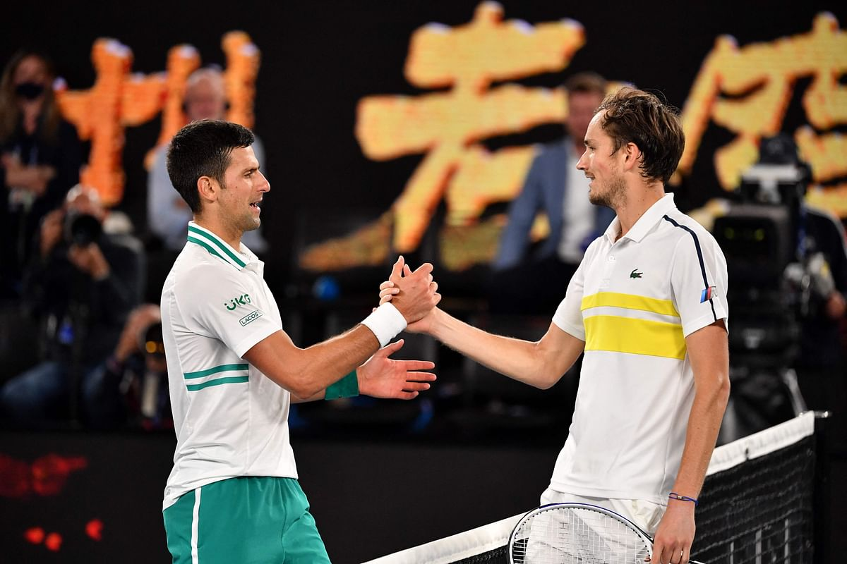 Novak Djokovic beats Daniil Medvedev, wins 9th Australian Open