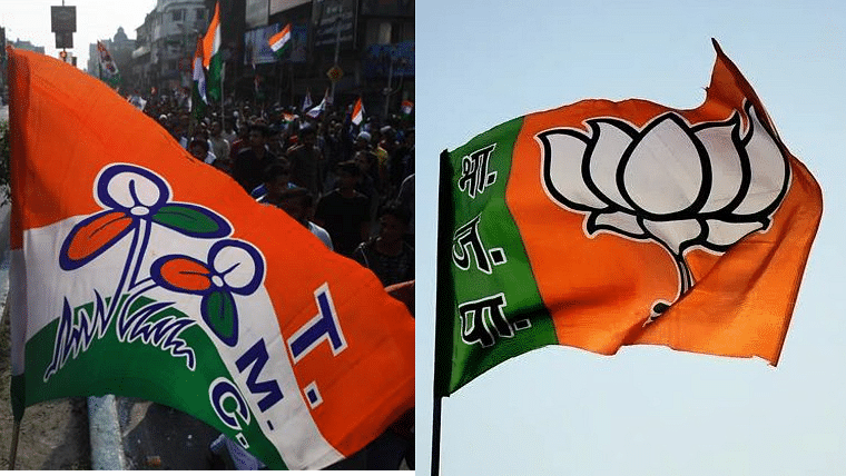 West Bengal Assembly polls: Amidst 'insider-outsider' row BJP, TMC now take verses from National Anthem