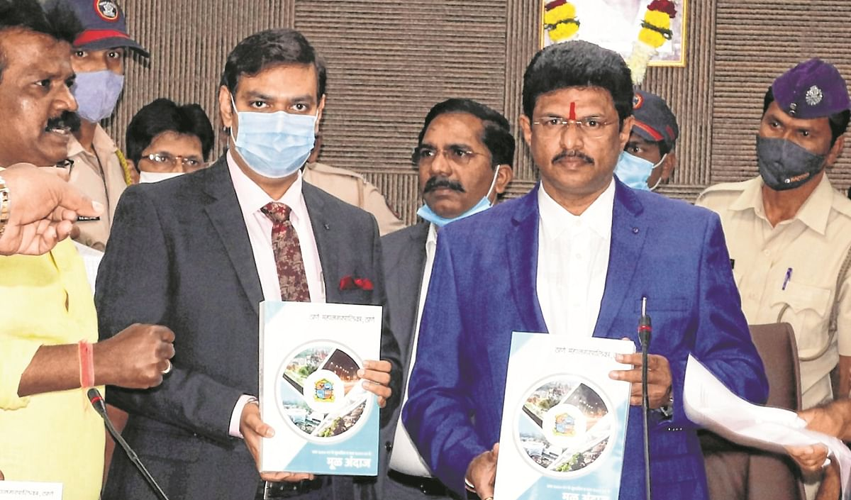 Thane Municipal Corporation budget focuses only on pending projects