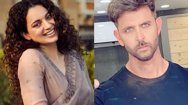 Kangana reacts to Hrithik Roshan being summoned by Mumbai crime branch, calls him 'silly ex'