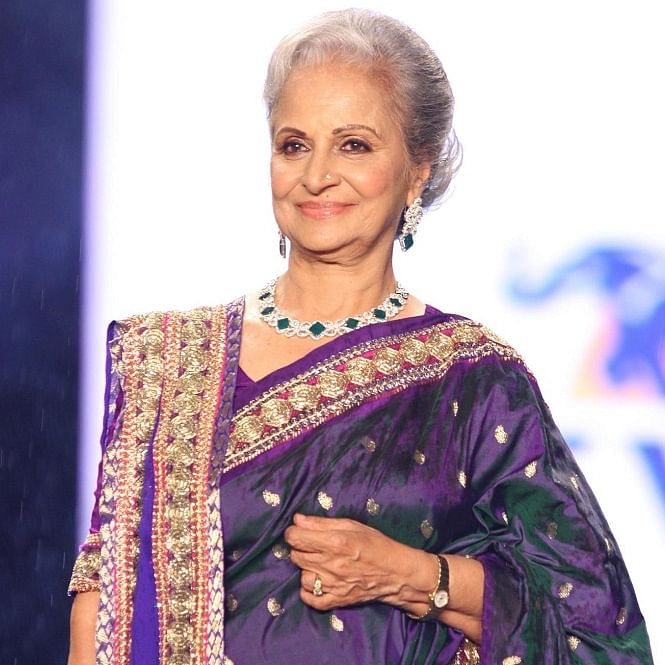 Waheeda Rehman birthday special: The face that could launch a thousand ships