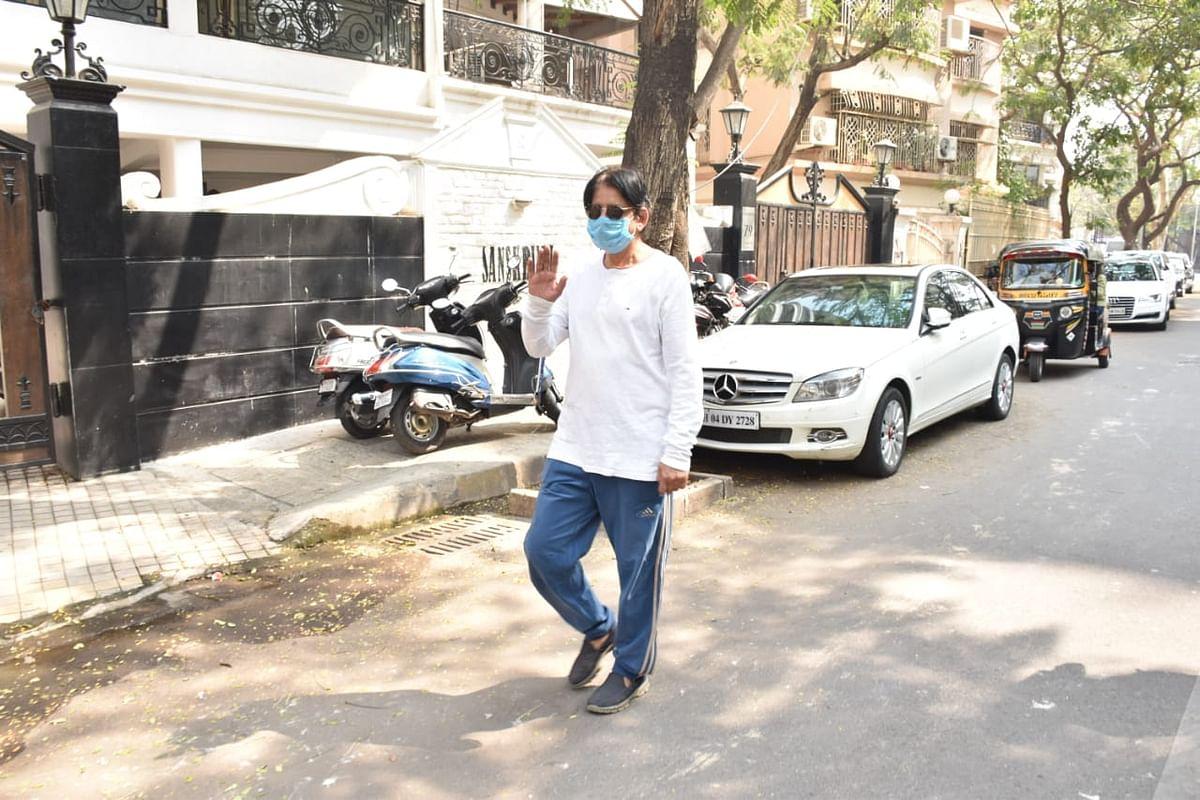 In Pics: Padmini Kolhapure's son Priyaank Sharma all set to tie the knot with Karim Morani's daughter Shaza