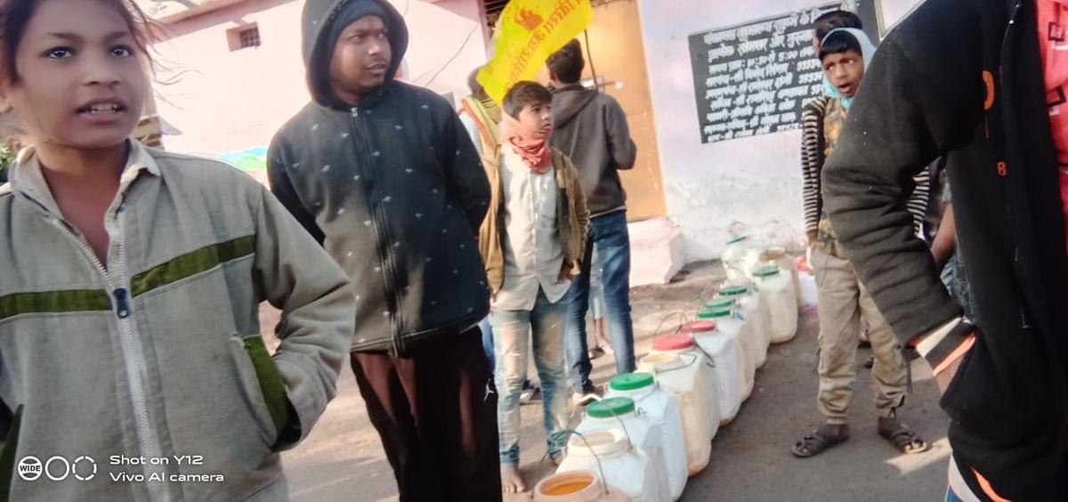 Water scarcity in Fifarfalya