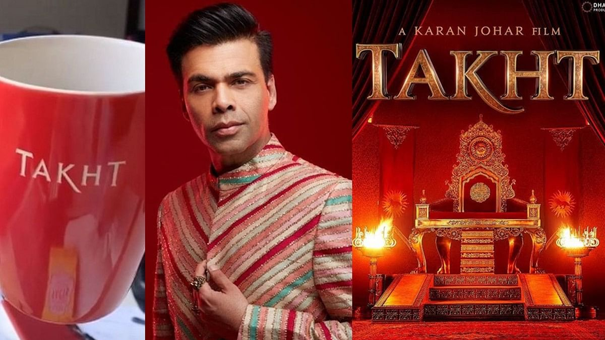 Karan Johar shelves his expensive and ambitious multi-starrer project 'Takht'