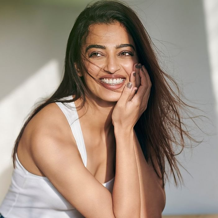 Return of the native: Radhika Apte meets parents after a year