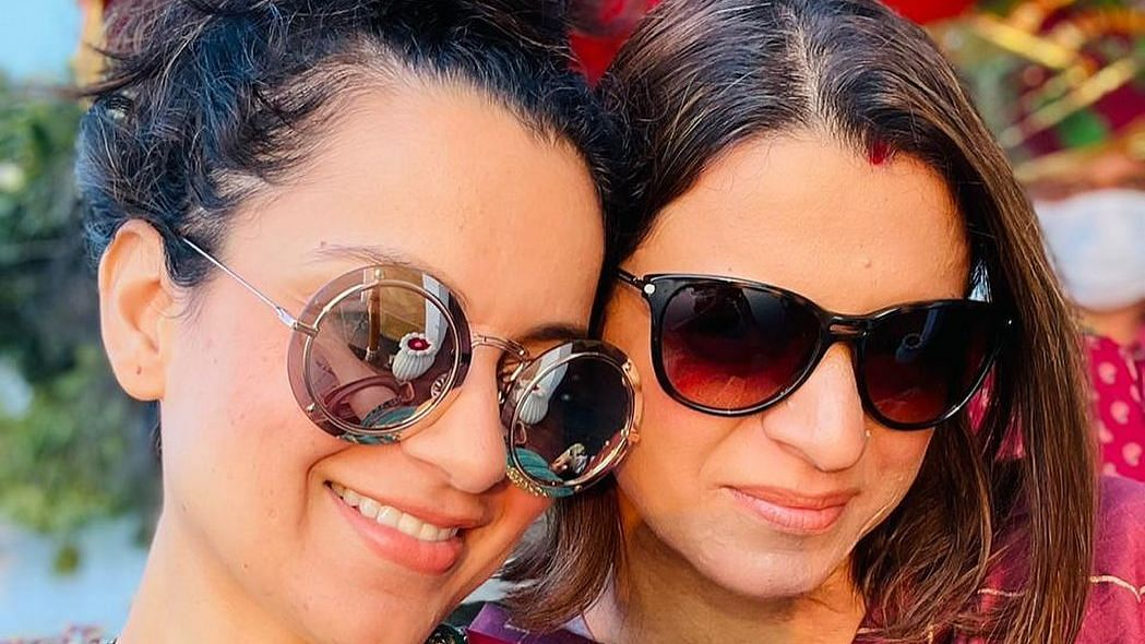 Kangana gifts 4 flats worth Rs 4 crores to sister Rangoli and other cousins at a luxurious property in Chandigarh