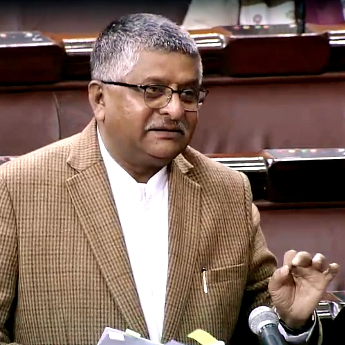 Ravi Shankar Prasad says social media platforms should follow Indian law; warns of strict action against non-compliance