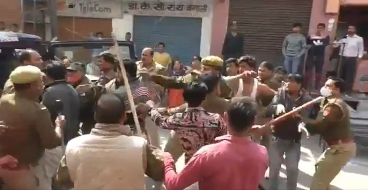 Uttar Pradesh: After Baghpat clash, two groups scuffle in Hapur, eight held