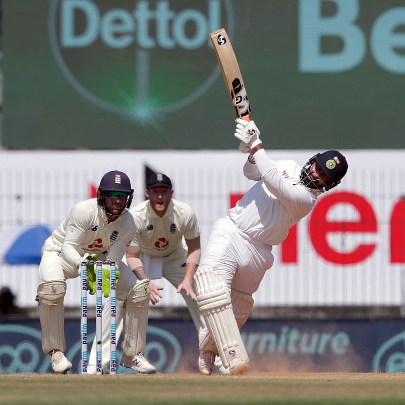 Ind vs England, 1st Test - Risk hai toh ishq hai: Rishabh Pant is a hit with the bat but a sore miss with the gloves