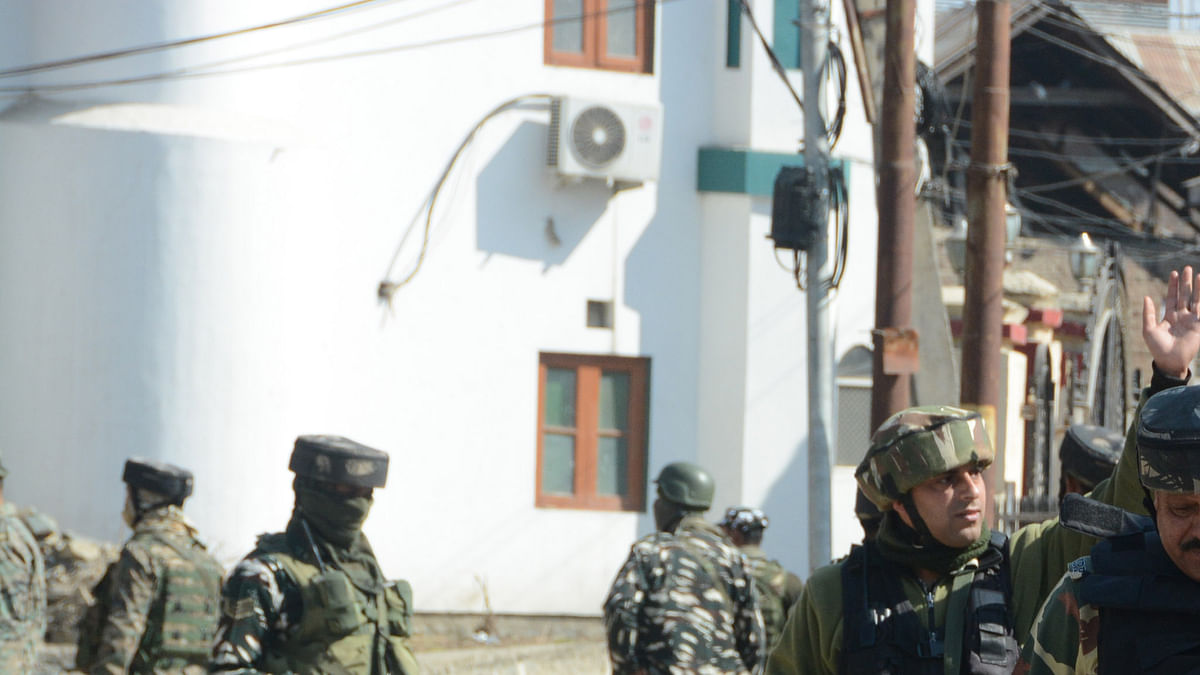 Security increased at all vital locations in Jammu and Kashmir after terror strike