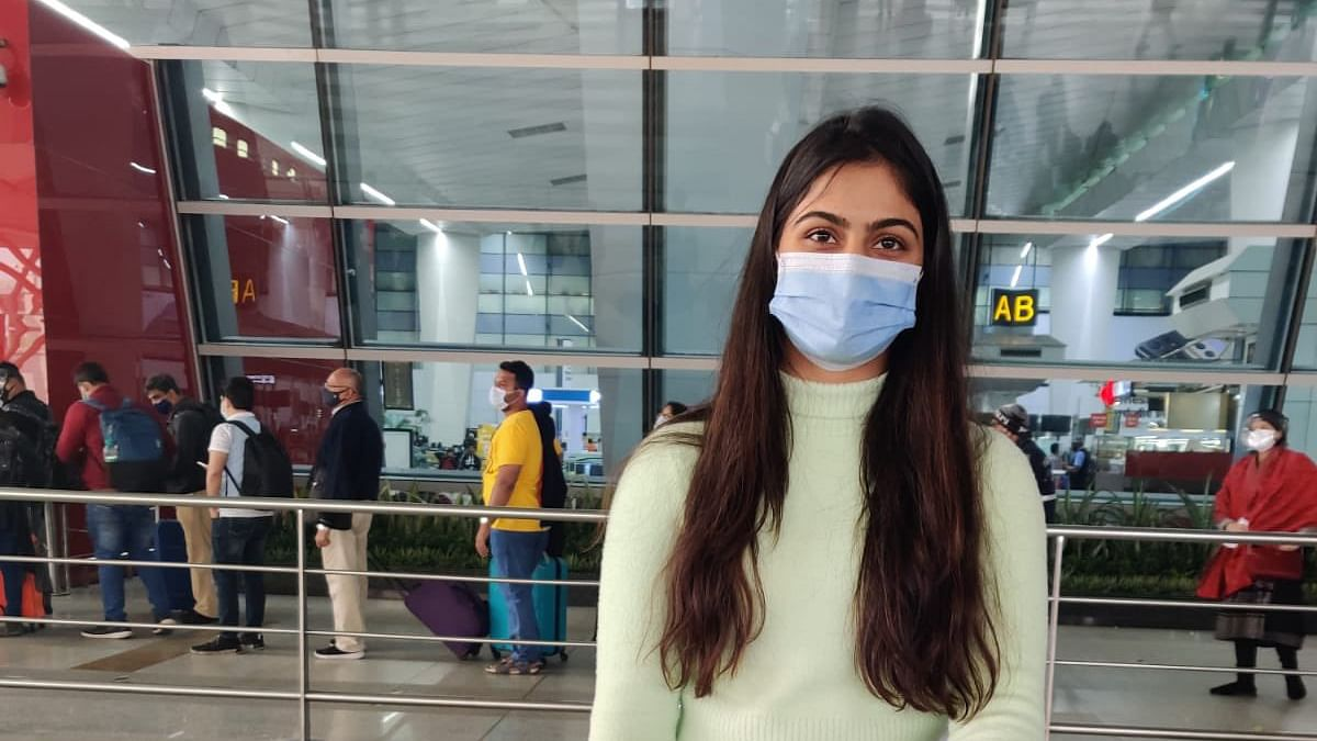 Shooter Manu Bhaker stopped at IGI Airport; allowed to travel after Sports Minister Kiren Rijiju intervenes