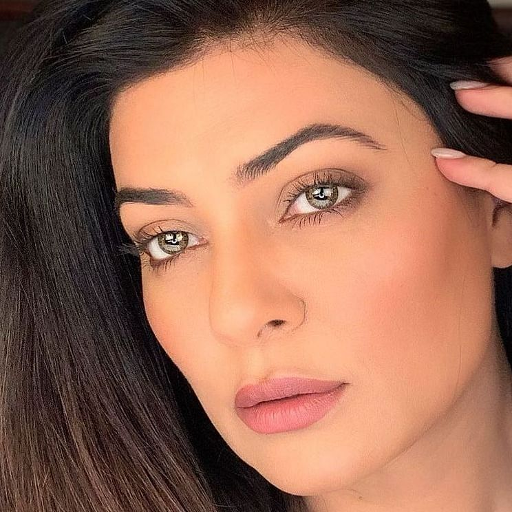 'What's wrong with her face': Latest pictures of Sushmita Sen spark 'Botox' rumours