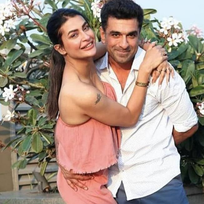 'Bigg Boss 14' couple Eijaz Khan, Pavitra Punia make relationship official on Instagram