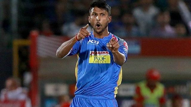 IPL 2021 Auction: Uncapped Gowtham goes to CSK for Rs 9.25 crore