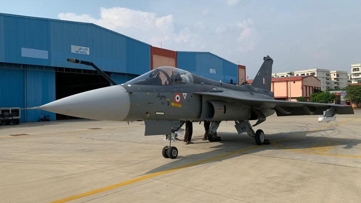 IAF to get 1st delivery of LAC Tejas by March 2024, says HAL Chairman
