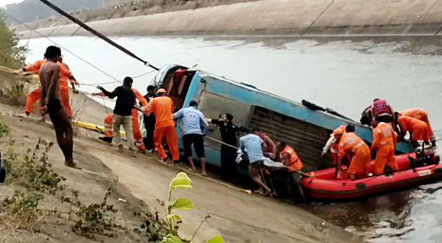 Sidhi bus tragedy: All 54 bodies found, search operation ends