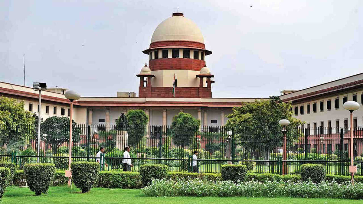 Delhi: Physical hearings to resume partly in Supreme Court from March 15
