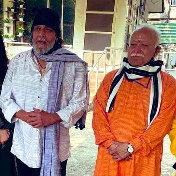 Will 'bhoomiputra' Mithun Chakraborty help BJP tread 'Agneepath' in Bengal polls, asks Robin Roy