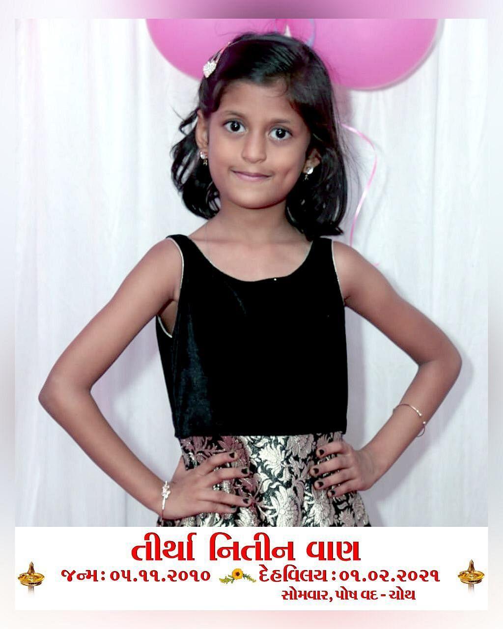 Nine-year-old girl killed in road accident in Kandivali