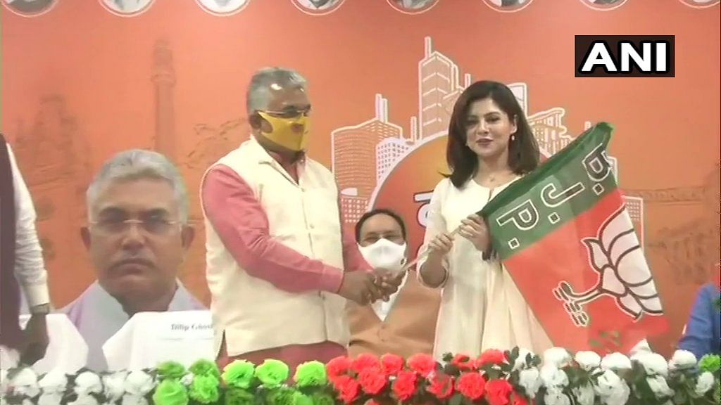 Who is Paayel Sarkar? All you need to know about the Bengali actor who joined BJP today