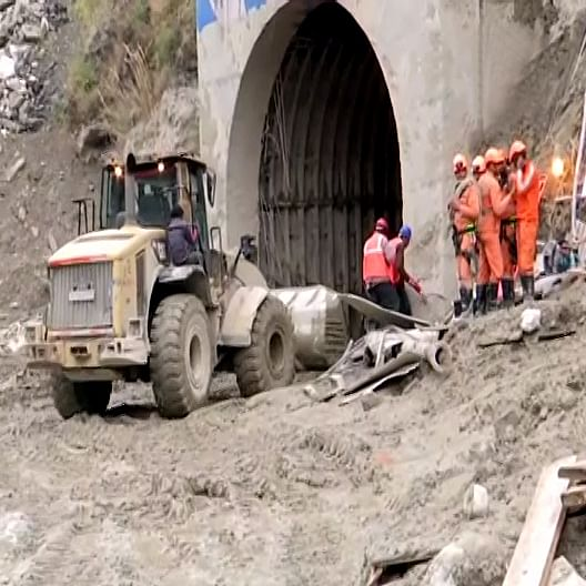Uttarakhand disaster: Race against time to rescue those trapped in tunnel