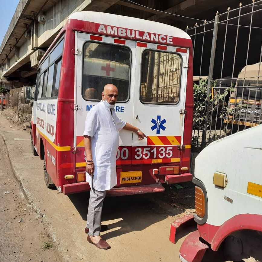 Mira Bhayandar: Alert corporator exposes ambulances with same number plates; two held