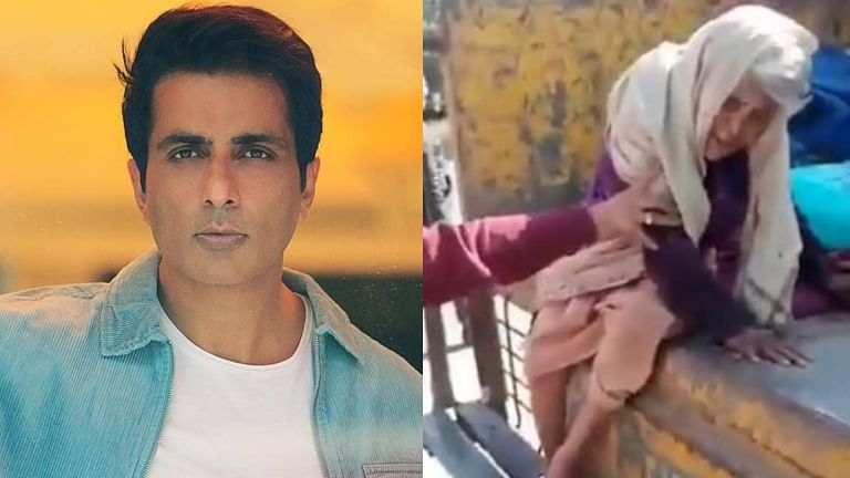 INDORE: Actor Sonu Sood to pitch in with housing aid for mistreated elderly