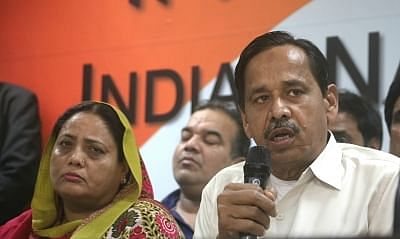 Uttar Pradesh: Naseemuddin Siddiqui made new UPCC media chief