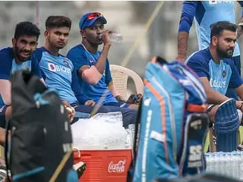 Team India down to business; Undergo first outdoor session ahead of England Tests
