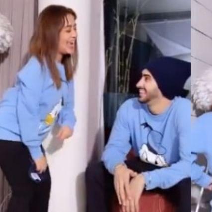 Watch Neha Kakkar, Rohanpreet Singh do the 'booty shake' on Tony Kakkar's latest track