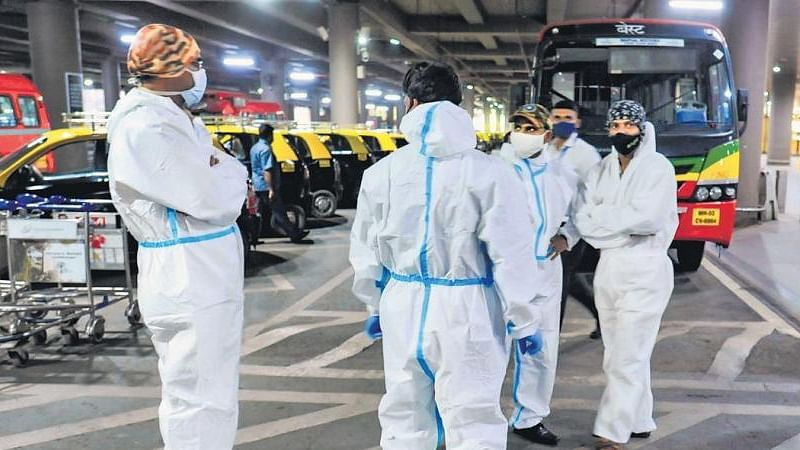 COVID-19 in Mumbai: Search underway for 4 Dubai travellers who violated institutional quarantine norms