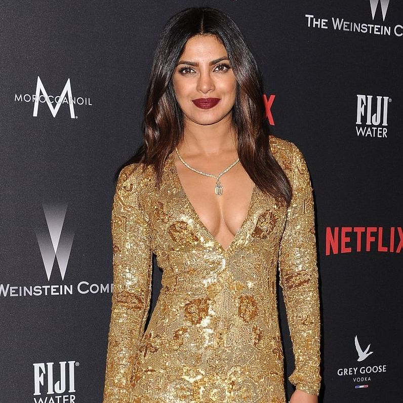 'A director/producer suggested I get a boob job, more cushioning to my butt': Priyanka Chopra