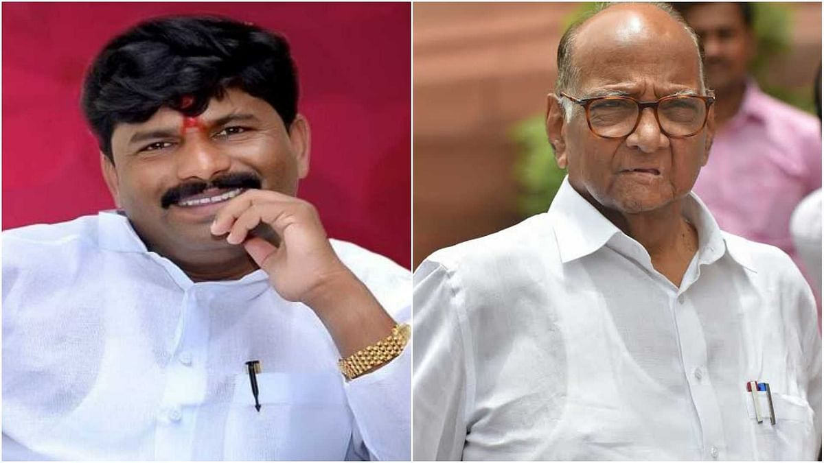 'People didn't want corrupt, casteist like him...': BJP's Gopichand Padalkar after unveiling Ahilya Devi's statue before Sharad Pawar's scheduled program