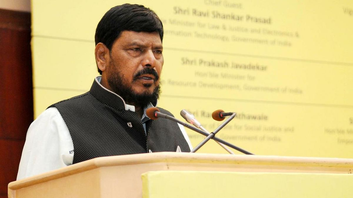 Navi Mumbai: RPI(A) to contest on eight seats for NMMC election, says Ramdas Athawale