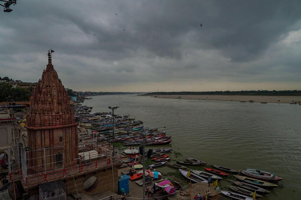 When the pandemic struck India, it was amazing to watch the Ganges suddenly become quite clean by May 2020.
