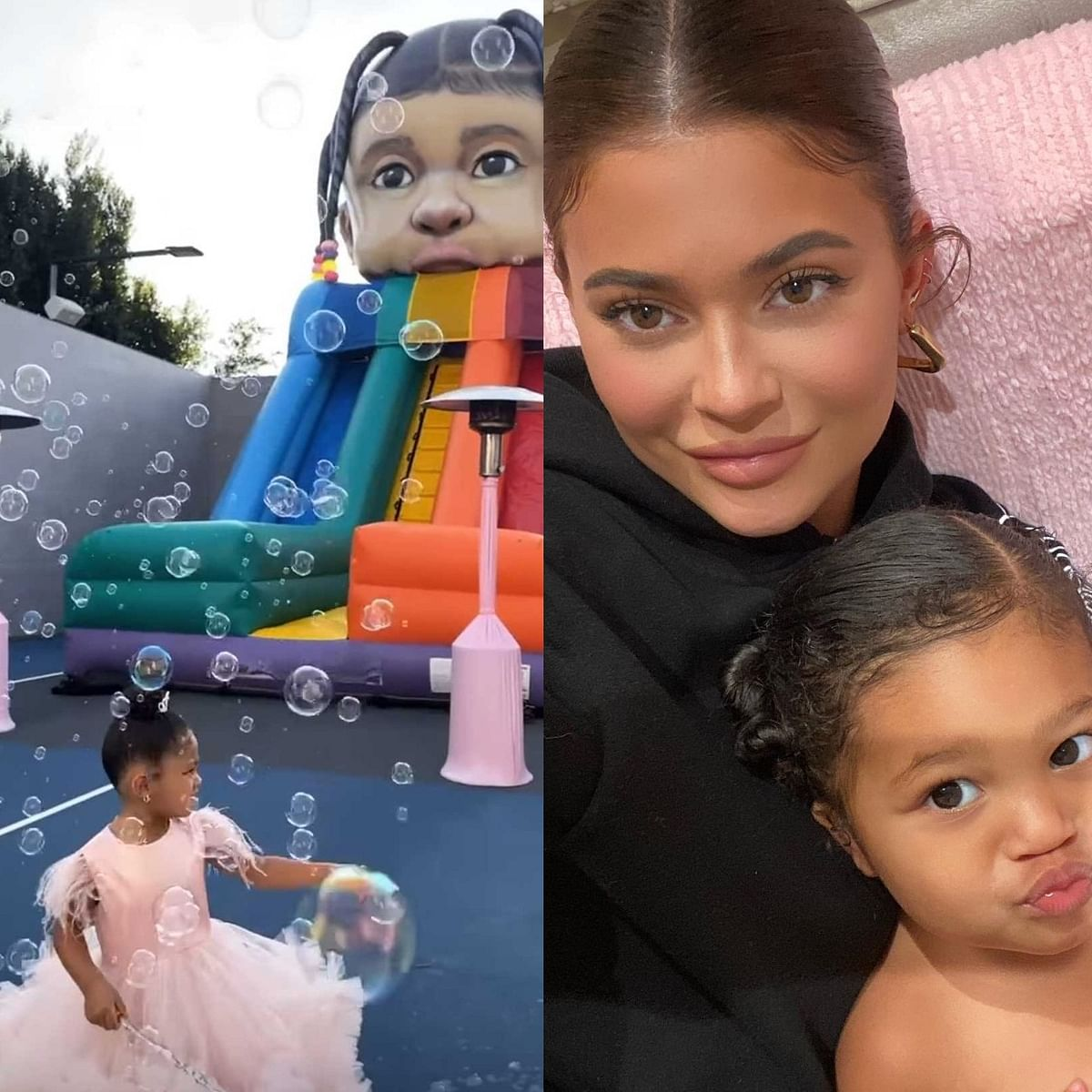 Inside Pics: Kylie Jenner's daughter Stormi turns 3; here's how the billionaire celebrated it