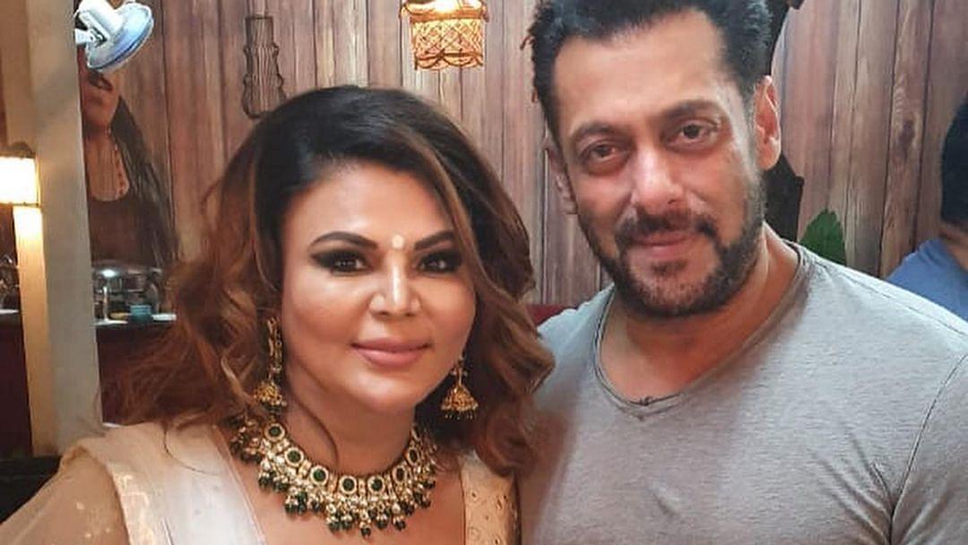 Rakhi Sawant thanks Salman Khan for extending help to treat mother Jaya