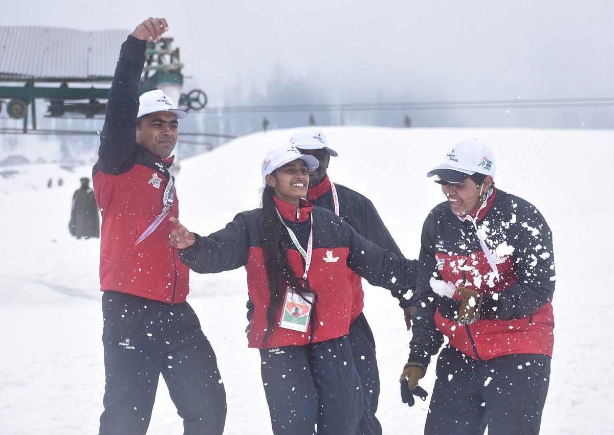 In Pictures: PM Modi inaugurates Khelo India Winter Games in J&K's Gulmarg