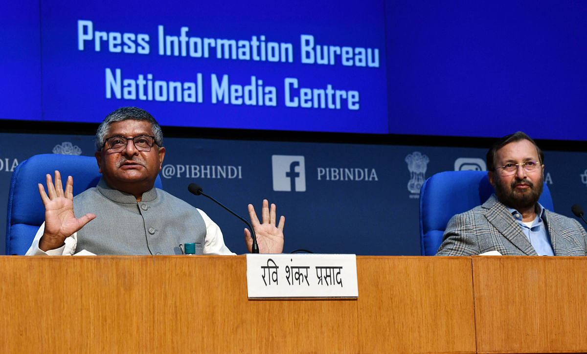 Govt lays down new rules to regulate social media, OTT platforms