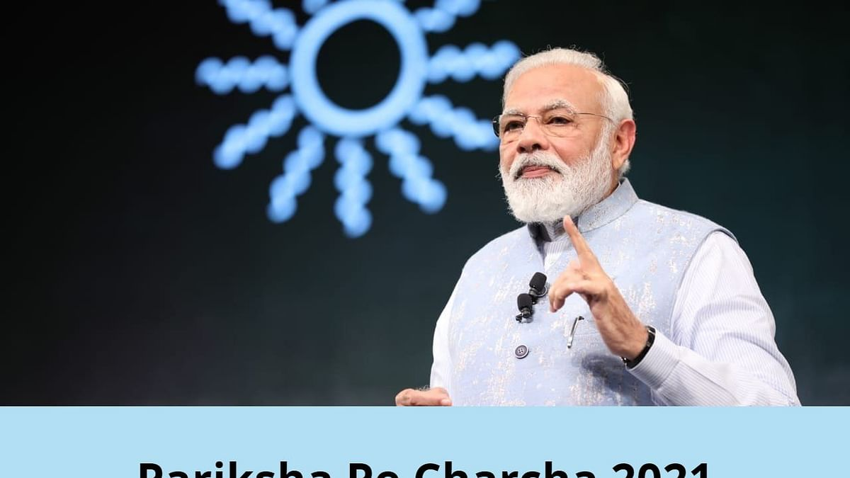 #ParikshaPeCharcha2021 is here: PM Modi to interact with students on exams soon