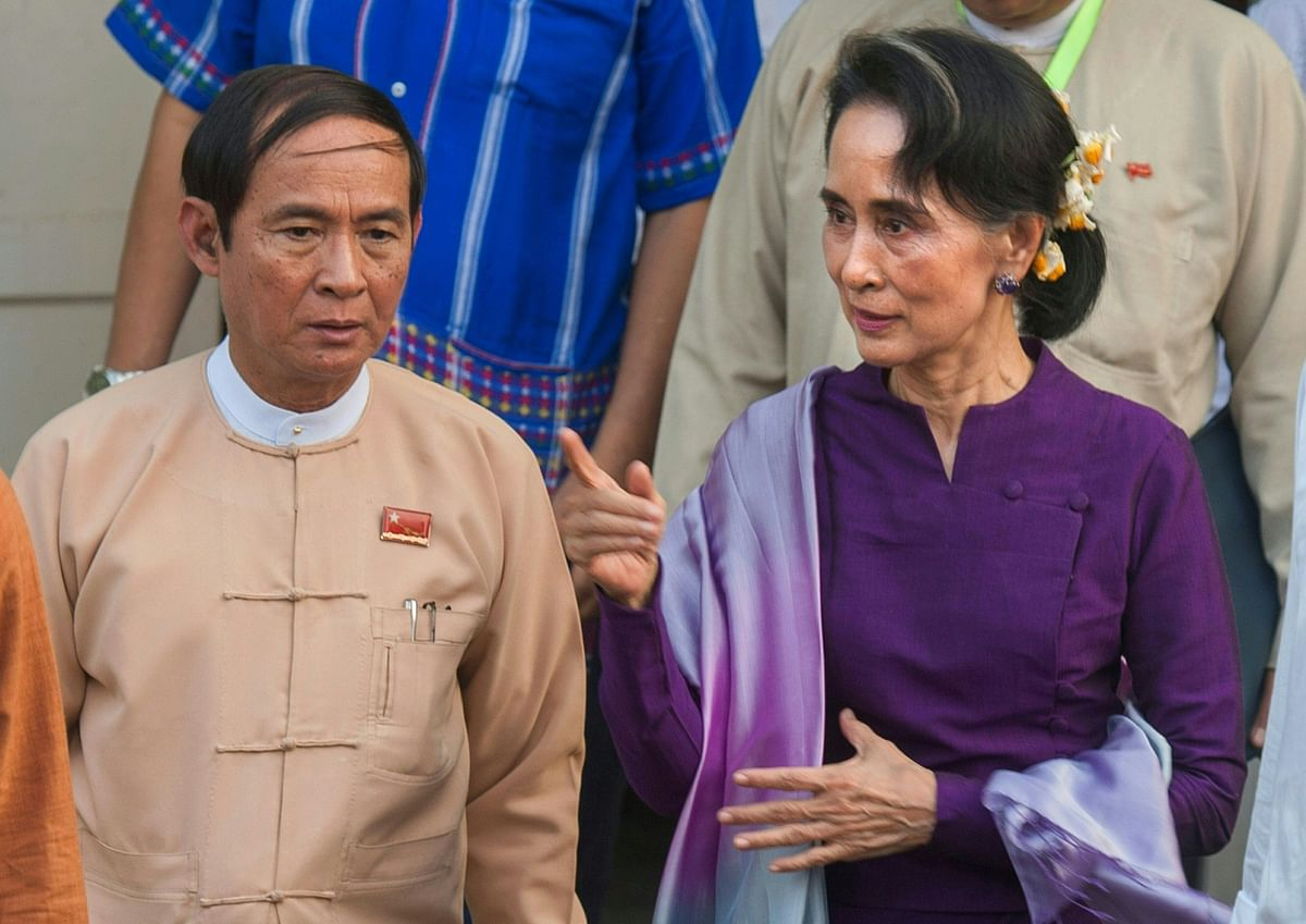 US alarmed on Myanmar coup, urges military to adhere to democratic norms