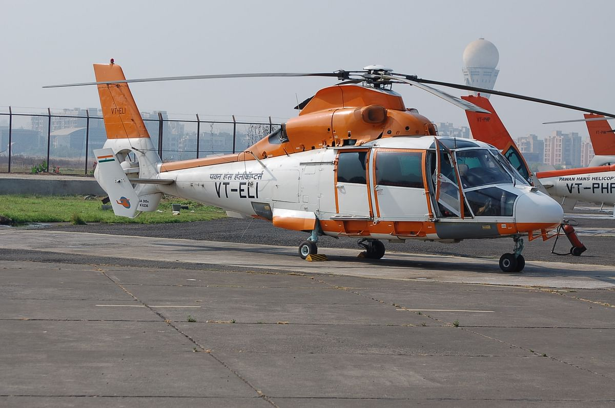 Pawan Hans privatisation receives multiple bids