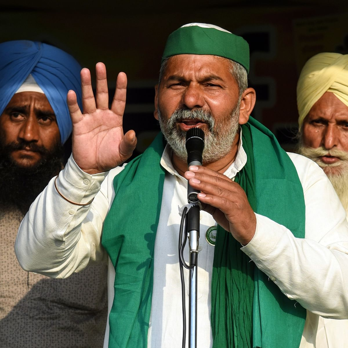 One senior BJP MP will soon resign to support farmers' agitation: Rakesh Tikait