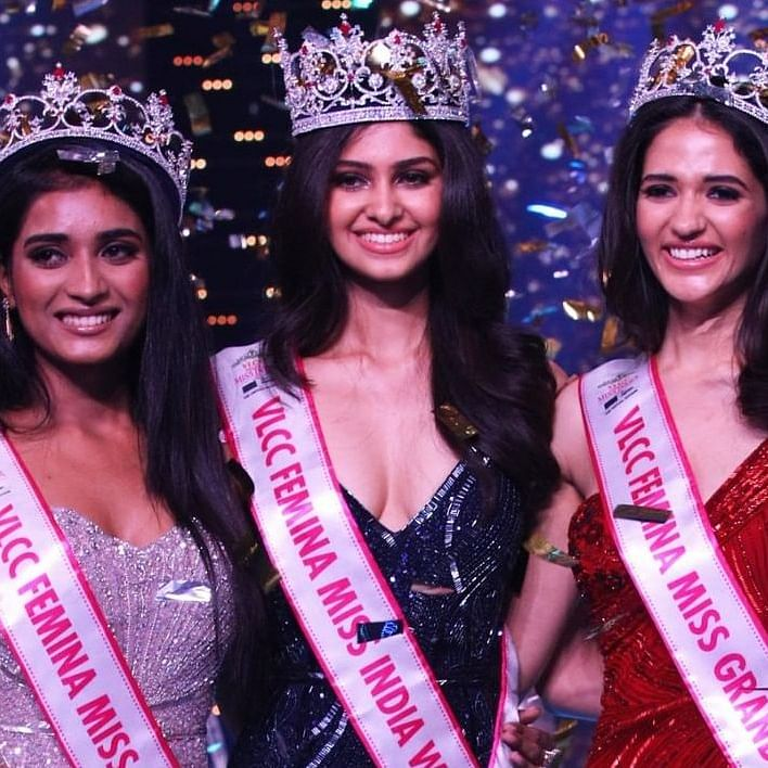 Miss India World 2020 is Manasa Varanasi from Telangana